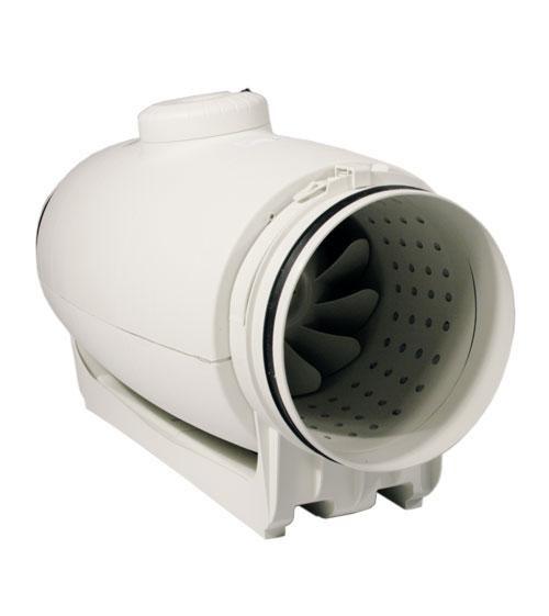 Schallgedämmter Rohrventilator, halbradial, TD-800/200 Silent