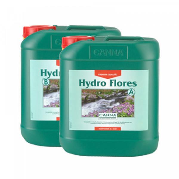 Canna Hydro Flores AundB, 5L