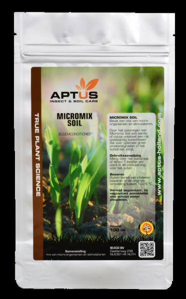 Micromix Soil, Nützliche Mikroorganismen im Boden, 100g