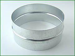 Verbindungsstück für 200 mm Flexrohre