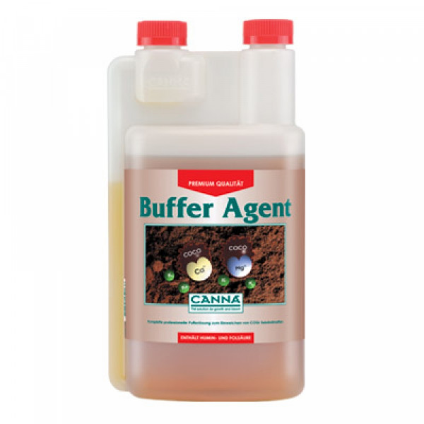 Canna Buffering Agent 1L, wichtiges Enzym