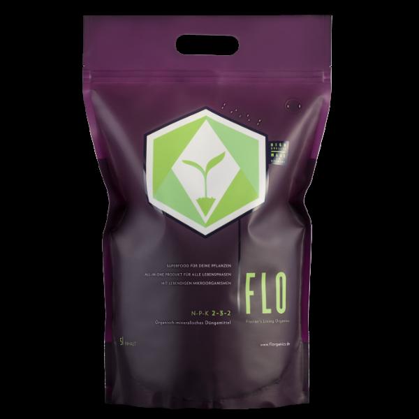 FLO Florganics 5 Liter