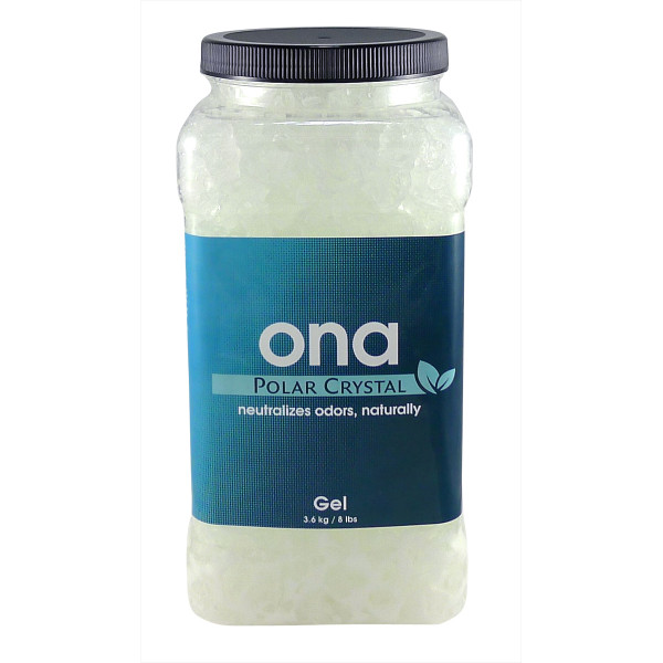 ONA Gel Polar Crystal 3,65-L-Glas