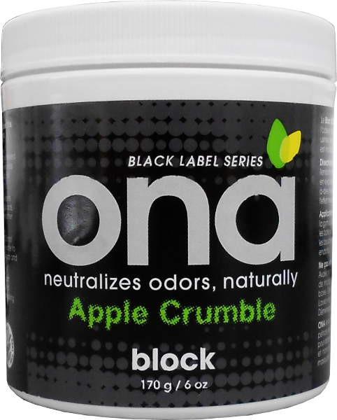 Ona Block Apple Crumble 175g