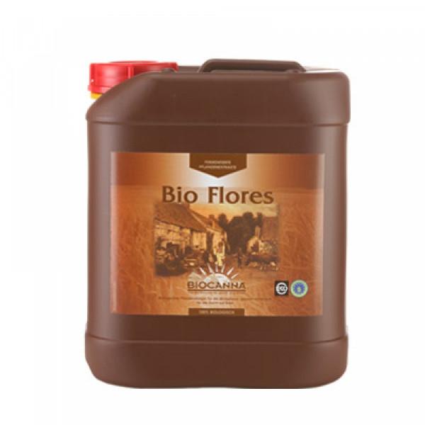 Canna Bio Flores 5L, Blüte