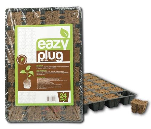 Eazy Plug®, Anzuchtwürfel 35 x 35 x 30 mm, Tray à 24 Stk.