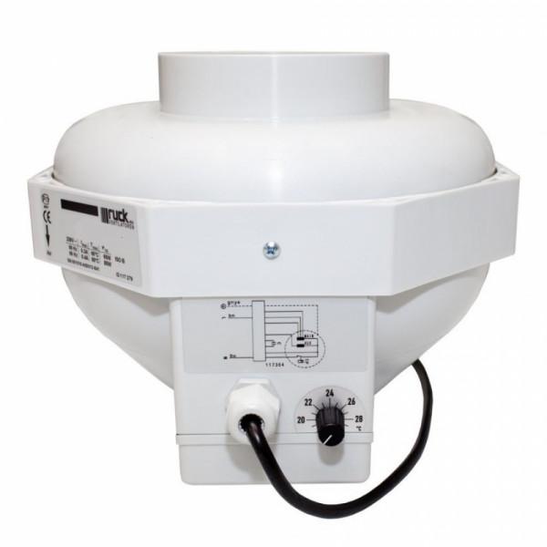 CAN FAN RKW100L inkl. Temp-Kontrolle 100|270m³/h