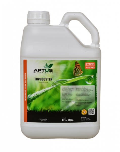 Aptus Top Booster Blüte u. Reifungstimulator 5000ml