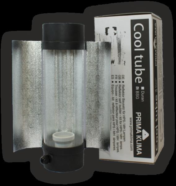 PK Cool Tube, ø 125 mm, L=480 mm, mit Außenreflektor, 600 W