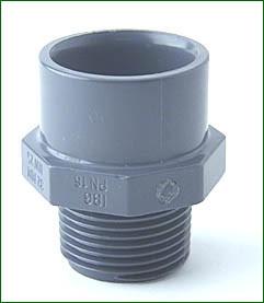 PVC-Endkappe, 32 mm