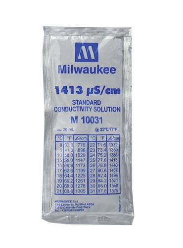 EC Eichflüssigkeit 1413 µS/cm, 20 ml