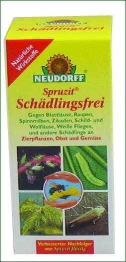 Spruzit Schädlingsfrei 50ml,Spritzmittel