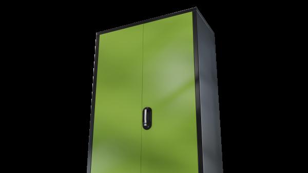 Hazelbox Compact 195cm, LED Growschrank