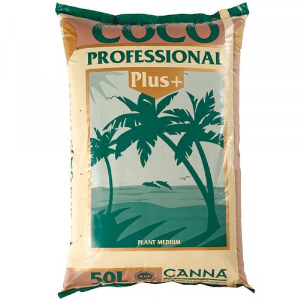 CANNA COCO Professional - Kokosfasersubstrat 50L