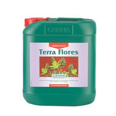 Canna Terra Flores 5L, Blüte / Erde