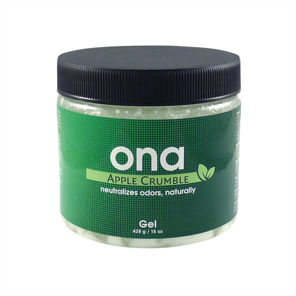 ONA GEL APPLE CRUMBLE, Geruchsneutralisierer, 0,85 L