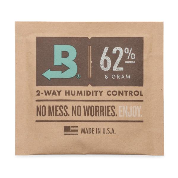 Boveda 8g Hygro Pack 62% Relative Luftfeuchtigkeit