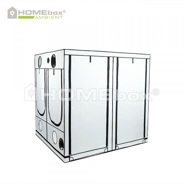 HOMEbox Ambient Q 200, aufgebaut 200cm x 200cm x 200cm