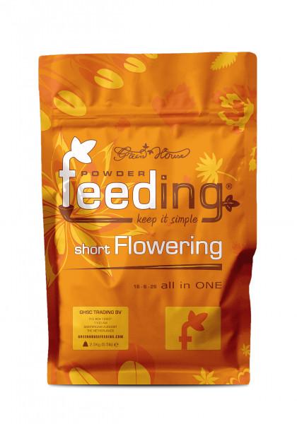 Powder Feeding short flowering 2,5 Kg