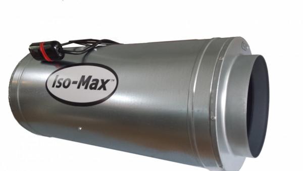 ISO-MAX Rohrventilator 430 m³/h, 160 mm, 3 Stufen