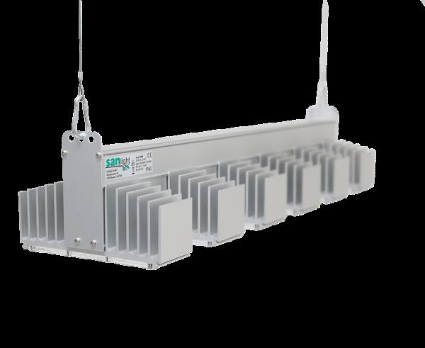 Sanlight Q6W LED 215 Watt Pflanzenleuchte