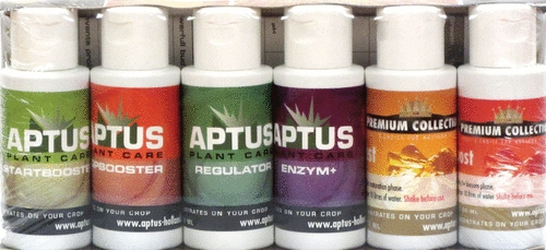 Produktbild Aptus Nutrients Starter-Set Pro 6x 50ml