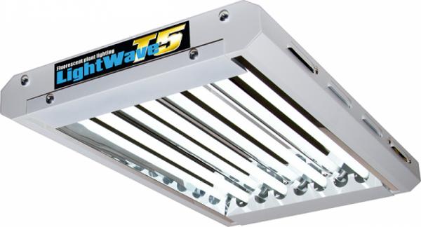 Lightwave Pflanzenzuchtlampe 4x24W